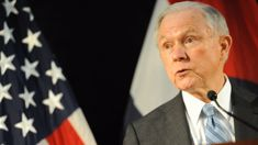 Dan Hutchinson: Attorney General Jeff Sessions hits back at President Trump