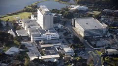 North Shore Hospital is amongst those that have seen increases in demand. (Photo / NZ Herald)