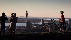 Auckland has a bright future, says a new index measuring the planning of 24 international cities. Photo / Greg Bowker