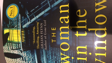 Best selling US Crime author AJ Finn on his latest book : The Woman in the Window : with Richard Green -WORD Festival.