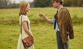 Saoirse Ronan and Billy Howle star in On Chesil Beach.