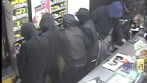 Footage released from latest Christchurch petrol station robbery