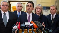 All MPs are expcted to sign the deal soon. (Photo / NZ Herald)