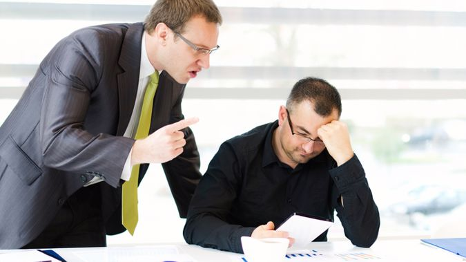how to deal with bullying at work nz