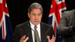 Winston Peters has long held the view that the future of the seats should be taken to a referendum. (Photo / NZ Herald)