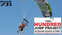 Canterbury Mornings with Chris Lynch is proud to support The Hundred Jump Project