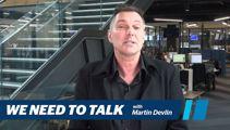 We Need To Talk: Martin Devlin on Mad Monday
