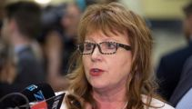 Curran takes leave as focus turns to email use