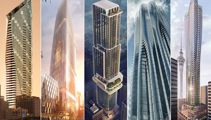 Five designs unveiled for potential Auckland high rise