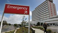 Nurse strangled at hospital; staff issued with camera vests