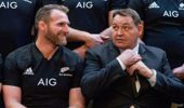 The All Blacks face Argentina in the Rugby Championship tonight in Nelson