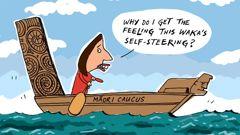 Pressures are mounting on PM Jacinda Ardern. (Photo / Herald)