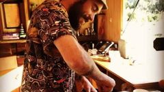 Morgan Redfern-Hardisty will close his Cool Beans Café in Mangawhai.