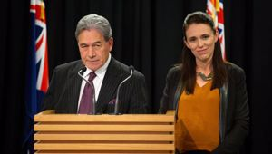 His leadership of the country must not be underestimated either. Photo / NZ Herald