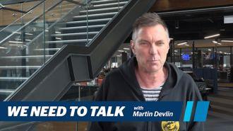 We Need To Talk: Martin Devlin on Lima Sopoaga