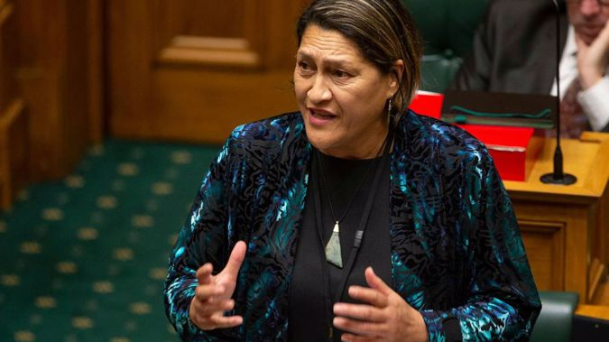 Meka Whaitiri is under investigation over allegations of shoving an employee. (Photo / NZ Herald)