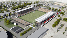Concern over long term running costs of Christchurch's new stadium