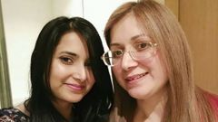 Niki Soni (left) died suddenly earlier this year and her death was being investigated by the Coroner. Now her mother Monica Soni (right) had also died suddenly. Photo / Supplied