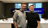 Author Johann Hari joined Jack Tame in the Newstalk ZB studio. (Photo: File)