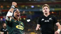 Rugby: Bok Shock! Springboks stun All Blacks for famous win