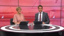 Complaints rise for Seven Sharp as Jeremy Wells and Hilary Barry take over
