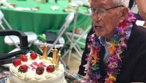 This 111-year-old still hits the gym every day
