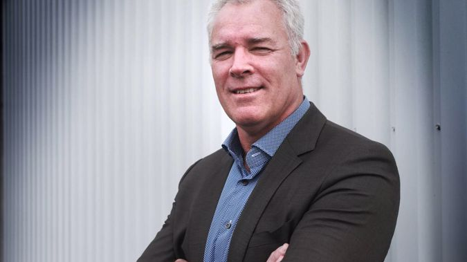 Meridian chief executive Neal Barclay. (Photo / Doug Sherring)
