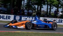 Kiwi Scott Dixon wins fifth Indycar title
