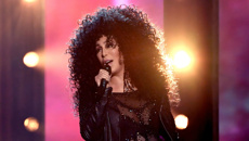 Cher touches down in 'beautiful' NZ