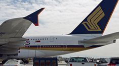 Singapore Airlines pilot who failed alcohol test sent home