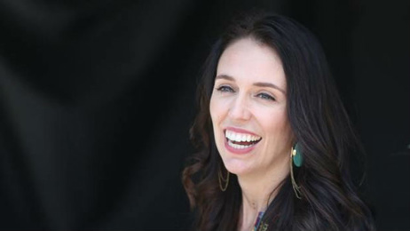 Jacinda Ardern brushes off GDP slip-up
