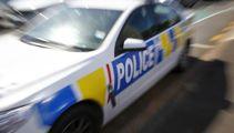 Three injured in Timaru collision