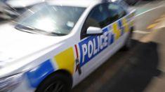 Serious collision in Orari