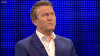 Bizarre question sees The Chase host threaten to quit