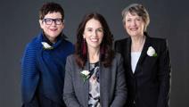 Suffrage 125: Jenny Shipley, Helen Clark and Jacinda Ardern make photographic history