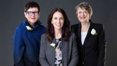 Suffrage 125: Jenny Shipley, Helen Clark and Jacinda Ardern make photographic history