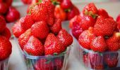 Needles have been discovered inside Australian strawberries. Photo / 123RF