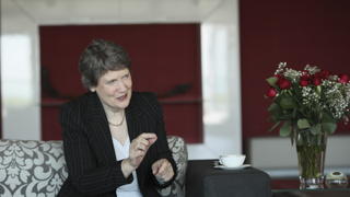 Helen Clark: 'NZ still needs to improve equal rights for women'