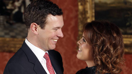 Humiliating blow for Princess Eugenie's wedding