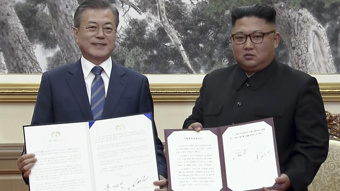Cautious optimism after North-South Korea summit