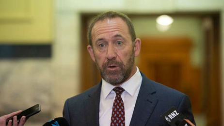 Andrew Little facing uphill battle to secure justice reforms