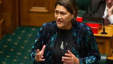 Jacinda Ardern comments on Meka Whaitiri's future