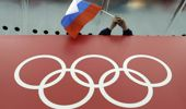 The decision is meant to bring a close to the anti-doping scandal that has plagued Russia for several years. (Photo / AP)