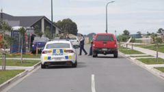Police responded to a Pāpāmoa incident. Photo/ Andrew Warner