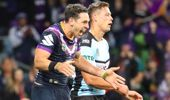 Billy Slater will miss the grand final if he is found guilty by the NRL judiciary