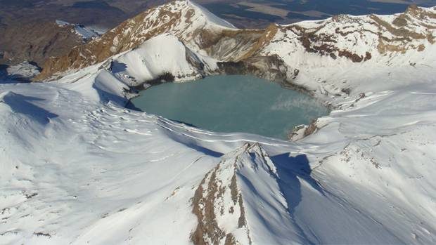 Emergency Services flew to Crater Lake around 1.50pm today. Photo / File
