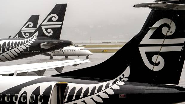 Air New Zealand is among worldwide airlines affected by problems with Rolls Royce engines. (Photo / Herald)