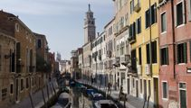 Megan Singleton: Travelling around Venice