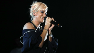 Singer Lily Allen: 'Music is like food for me'
