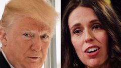 When PM Jacinda Ardern turns up to the formal dinner Donald Trump is hosting for all the leaders Tuesday, she will not try to avoid the US President, nor will she try to engineer a fulsome chat. Photos / AP, NZME